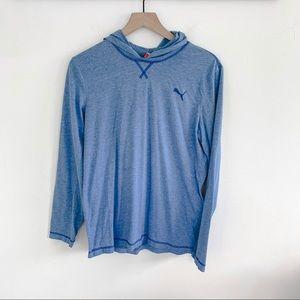 Puma   lightweight Sweatshirt